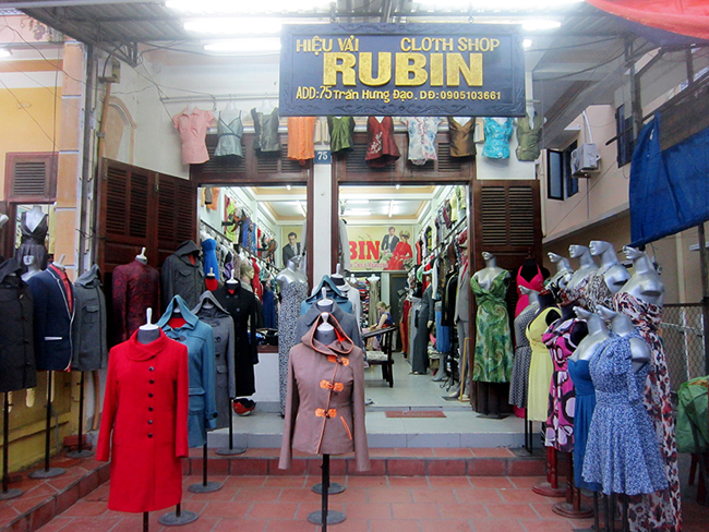 Top 5 Fabric Shops In Hoi An